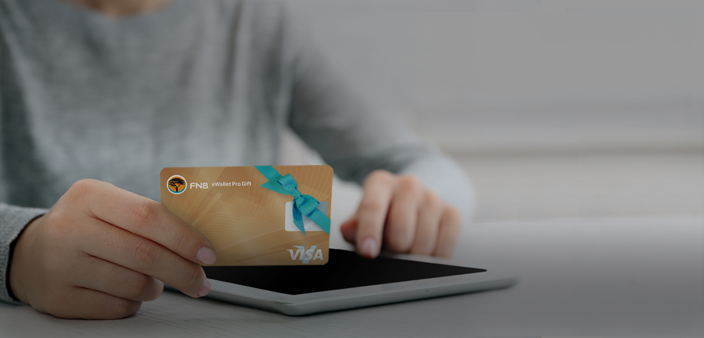 Gift Card - Banking Channels - FNB