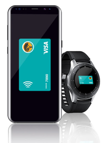 FNB Watch App - Ways to bank - FNB