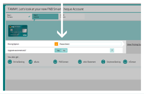 apply for an fnb cheque account how to demos fnb
