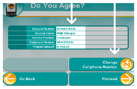 how to change personal prepaid details telstra