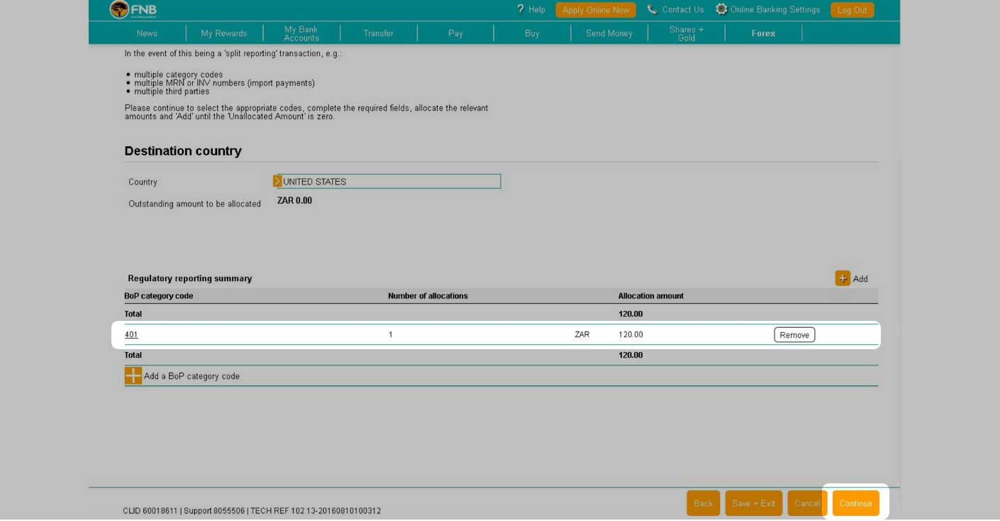 How to make a once-off Global Payment - How To Demos - FNB