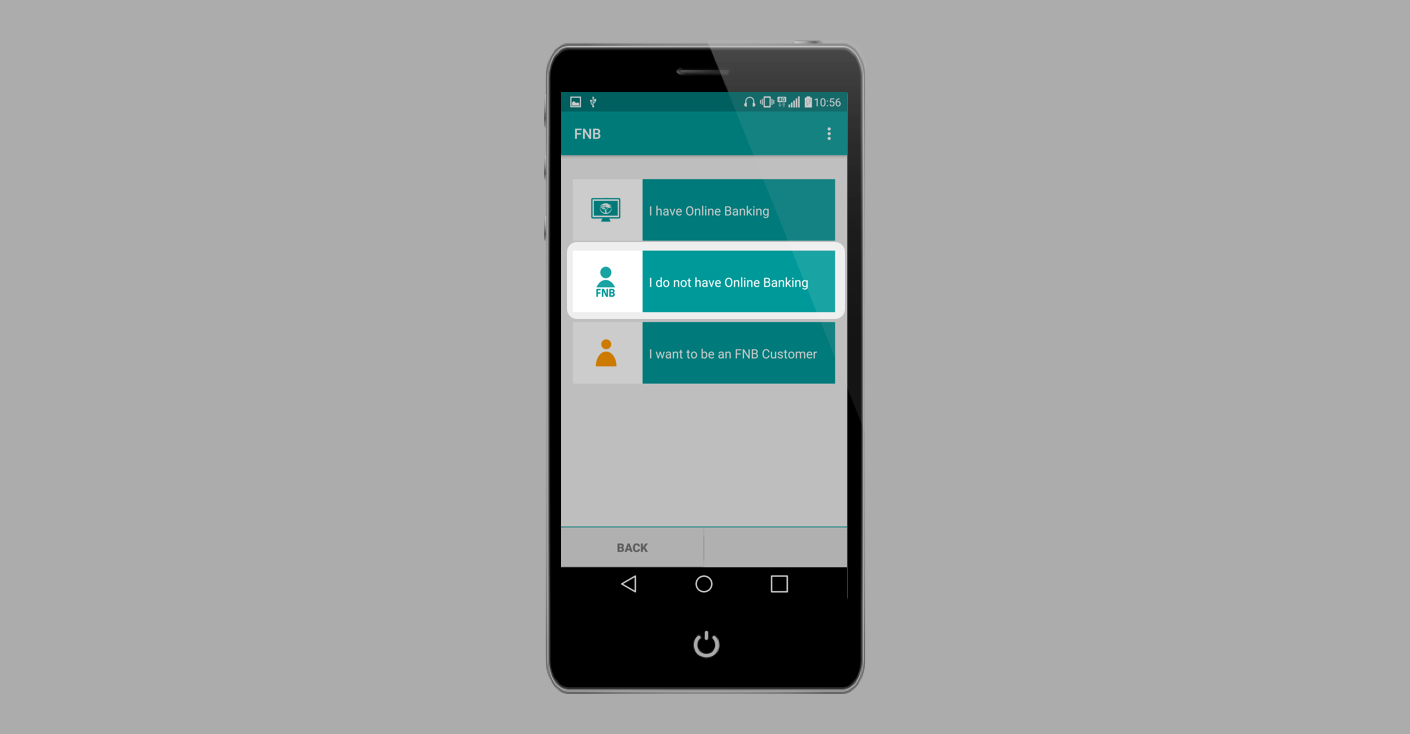 How to link your FNB Banking App to your Online Banking