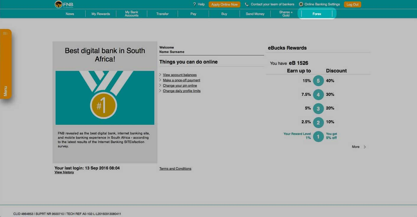 Fnb forex trading in south africa