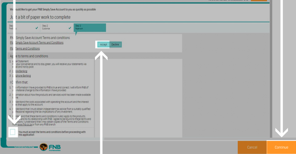 How to apply for a Simply Save Account - How To Demos - FNB